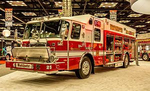 E-One - Westchester Fire Department - Westchester, Illinois
