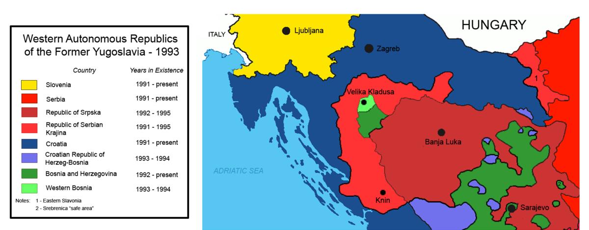 Ethnic conflict yugoslavia essays