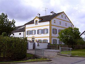 Wettstetten - Rectory in Wettstetten