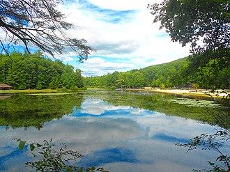 Whipple Dam State Park - Whipple Lake