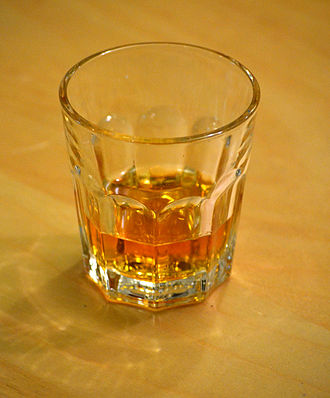 Whisky - A glass of whisky