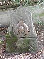 Wiśniowa - Cmentarz nr 374 - Nagrobek.jpg