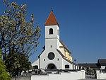 Catholic branch church hl.  Anna