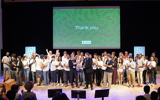 Wikimania 2019 Volunteers.jpg