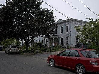 W. G. Wilcox House - W. G. Wilcox House, June 2013
