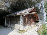 Wildkirchli, paläolithische Wohnhöhle / neuzeitliche Einsiedelei