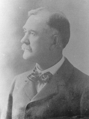 Linwood, Kansas - Senator William A. Harris 1841-1909