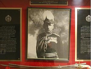 William Dillon Otter - William Dillon Otter sword at Royal Military College of Canada
