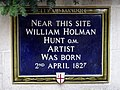 William Holman Hunt (City of London).jpg