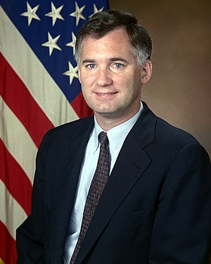 Under Secretary of Defense (Comptroller) - Image: William J Lynn