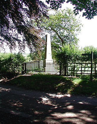 Barnoldby le Beck - Image: William Smith Memorial, Barnoldby le Beck geograph.org.uk 873333