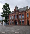 Wohn- und Geschäftshaus in der Schiffbrückstraße im Stadtteil Altstadt der kreisfreien Stadt Flensburg in Schleswig-Holstein.JPG