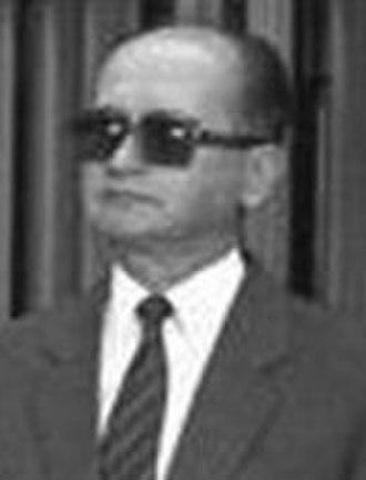 Polish legislative election, 1989 - Image: Wojciech Jaruzelski 1987
