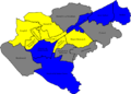 Woking 2006 election map.png