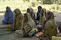 Women in Gauhadi, district Raisen, MP, India.jpg