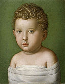 Workshop of Agnolo Bronzino - Portrait of a Baby Boy - Walters 37451.jpg