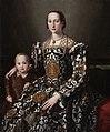 Workshop of Bronzino - Eleonora of Toledo and Her Son, between 1545 and 1550.jpg