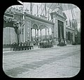 World's Columbian Exposition lantern slides, Liberal Arts Building, Belgium Perspective of Front (NBY 8778).jpg