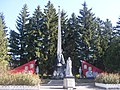 World War II memorial in Bugaivka (Hlobyne Raion).jpg