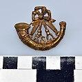 World War I King's Shropshire Light Infantry Hat Badge.jpg