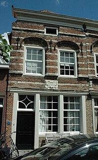 Woudrichem - rijksmonument 39549 - Hoogstraat 5 20120630.jpg