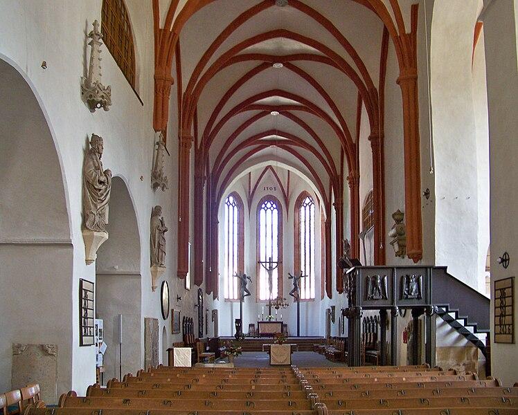 File:Wurzen Dom Innen.jpg