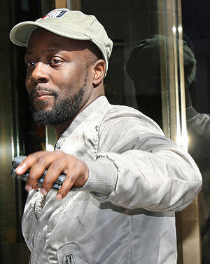 Wyclef Jean - Jean at the 2008 Toronto International Film Festival