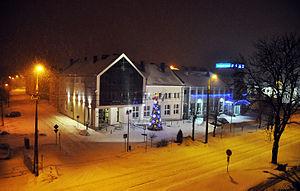 Wysokie Mazowieckie - Town Hall