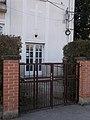 XXIII. János Szeretetotthon, Názáret ház, Zuzmó utcai bejárat, 2017 Máriaremete.jpg