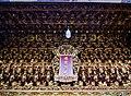 Xingang Fengtian Temple Mittlere Halle Vordach.jpg