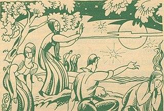 Y Tylwyth Teg illustration 6