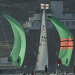 Yachts racing during Round the Island Race 2010 2.jpg