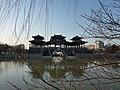 Yangzhou - Old Grand Canal - Tongjiangmen Bridge - P1130264.JPG