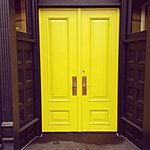 Yellow double door.jpg