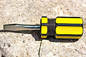 English: Screwdriver Italiano: Cacciavite