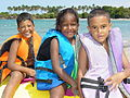 Young Kids at the Seaside - Puerto Plata - Dominican Republic.jpg