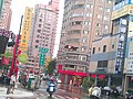 Yucheng Road and Fuguo Road intersection, Zuoying District, Kaohsiung 20110621.jpg