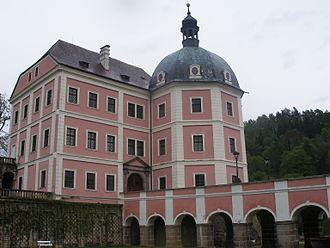 Bečov nad Teplou - Image: Zámek Bečov
