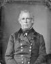 Zachary taylor half plate daguerreotype c1843 45