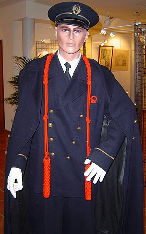 Arts et Métiers ParisTech - Uniform of the Gadzarts