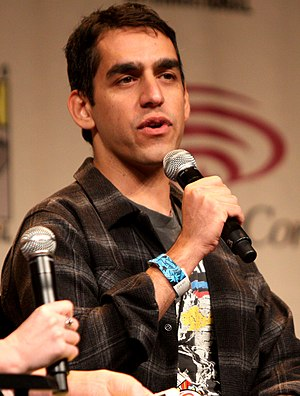 Zal Batmanglij - Batmanglij at Wondercon 2012