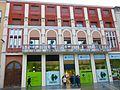 Zamora - Plaza del Maestro Haedo 06.jpg