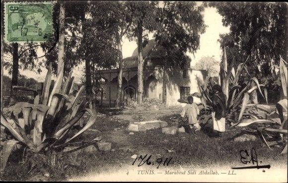 Zaouia Sidi Abdallah, Tunis, Tunisia