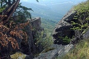 Slovak Central Mountains - Vtáčnik mountains