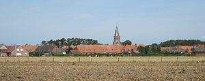 Zuienkerke - Image: Zuienkerke skyline