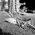 """""""Drvu"""" (plug) z železno dilo (prišlo v rabo pred cca. 50 leti), Dobrava 1957.jpg"""