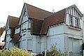 """""""Les Buissons"""" en """"Les Peupliers"""", gekoppelde villa, Kustlaan 106, 108, 't Zoute (Knokke-Heist).JPG"""