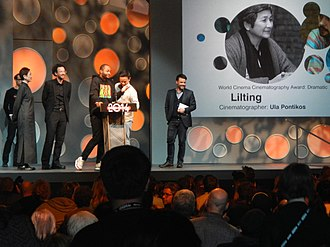 Lilting (film) - Lilting won the Cinematography Award at the 2014 Sundance Film Festival.