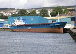 """MV PERSEAS"" in the Port of Teignmouth on 12th August 2012.jpg"