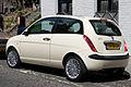 """"""" 08 - the Netherlands - Lancia Ypsilon """"03 - white hatchback.jpeg"""